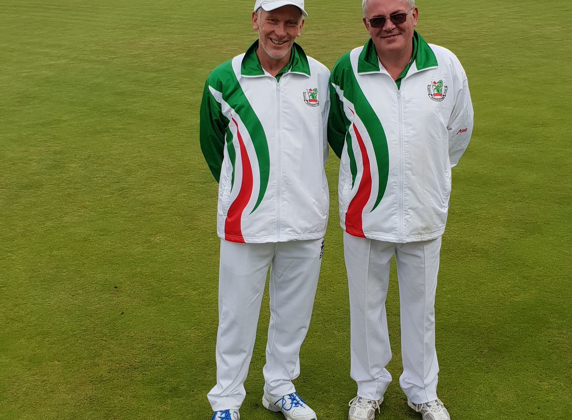 Gerry Smyth + Malcolm Drage