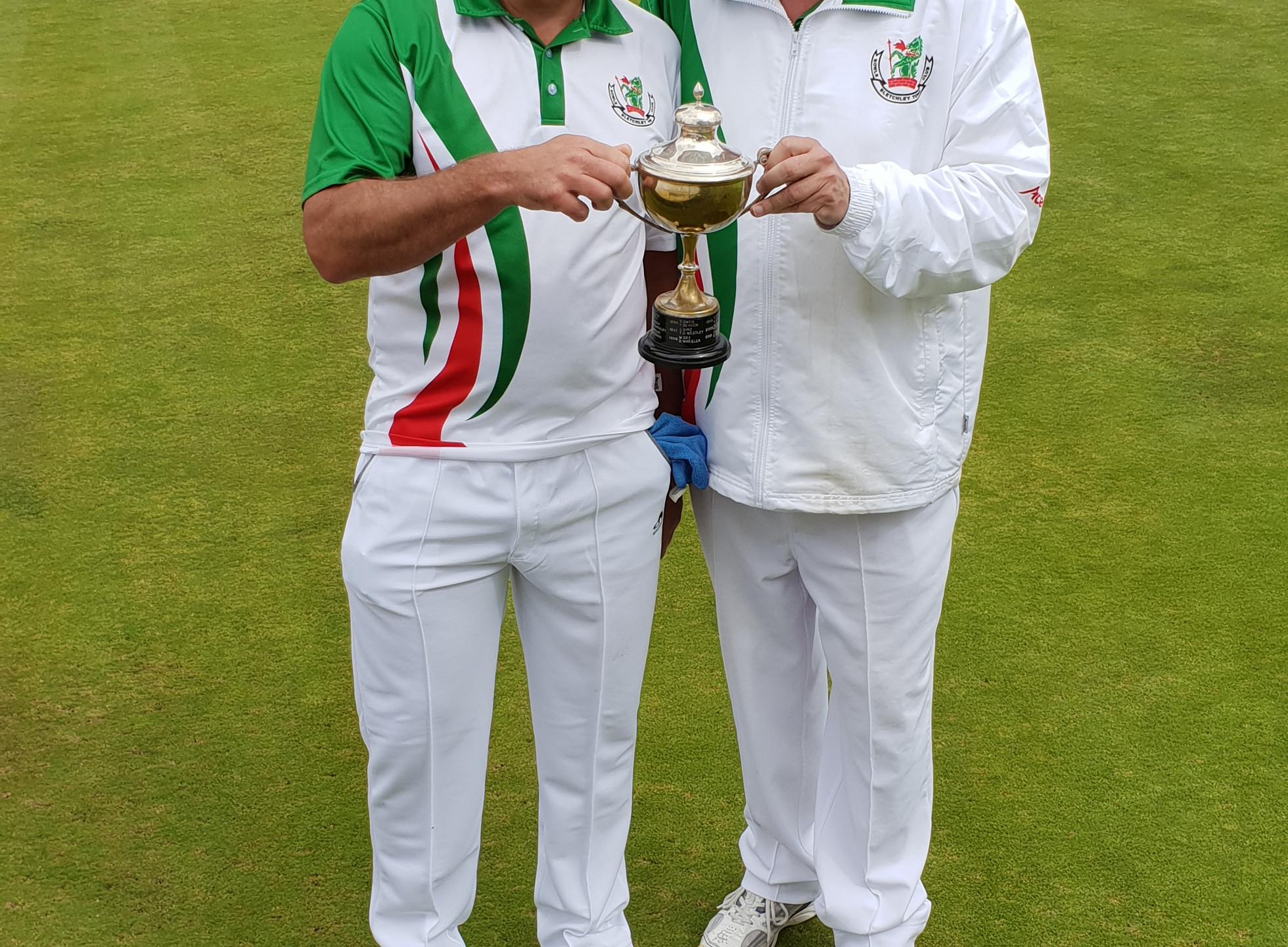 Graham Line + Gerry Smyth