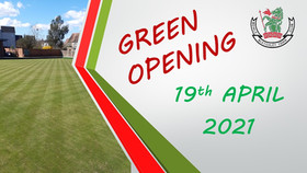 Green Opening 2021