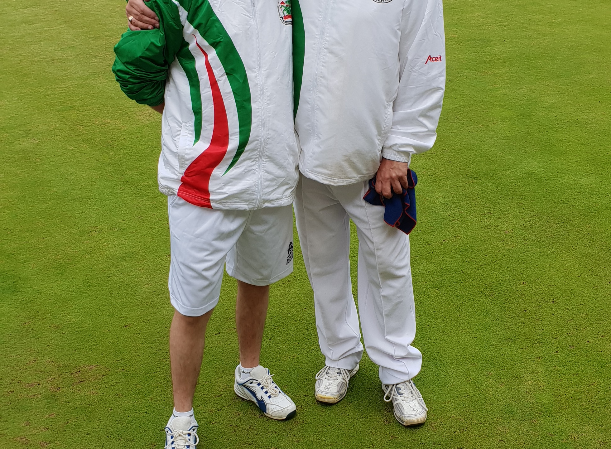 Dave West + Gerry Smyth
