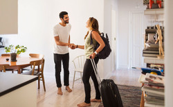 Vacation Rental with a Smart Home