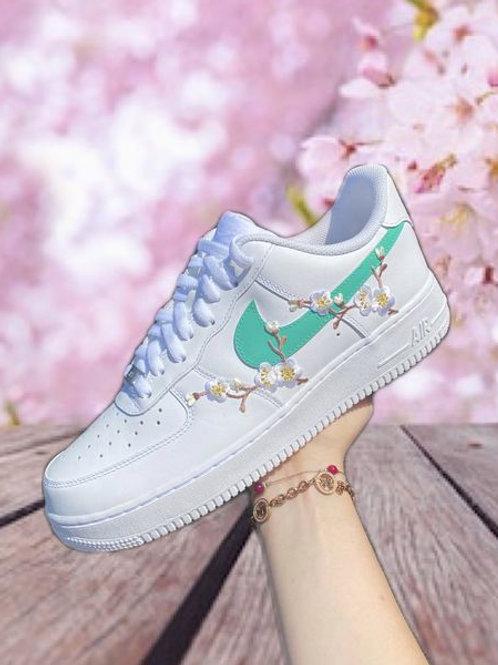Turquize blossom AF1