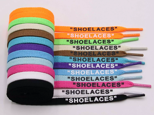 """Off-White Style """"Shoe Laces"""""""