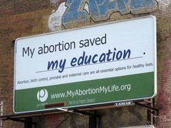 My abortion saved my education.