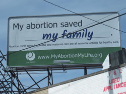 My abortion saved my family.
