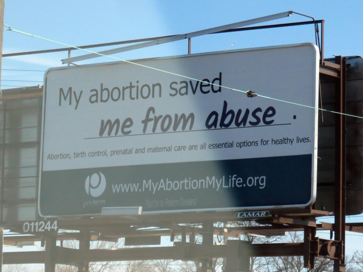 My abortion saved me from abuse