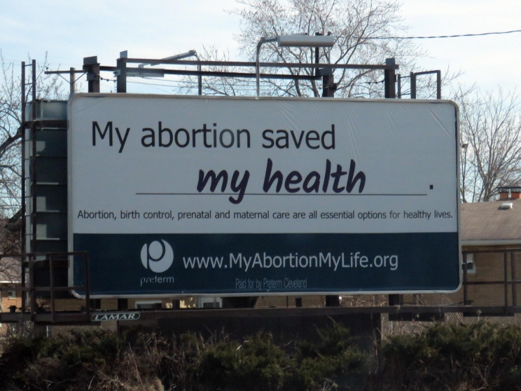 My abortion saved my health.