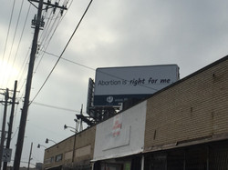 Abortion is right for me.