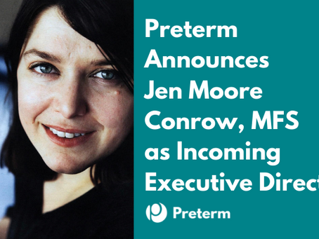 Welcoming Jen Moore Conrow, MFS as Executive Director