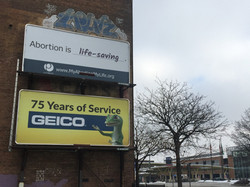 Abortion is life-saving.