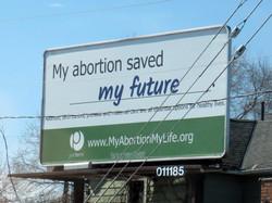 My abortion saved my future.