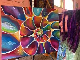 Featured Artist of the Week: Lizzie Hamilton