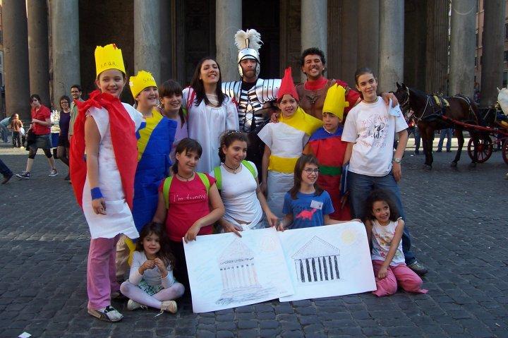 roma bambini