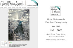 GLOBAL PHOTO AWARD