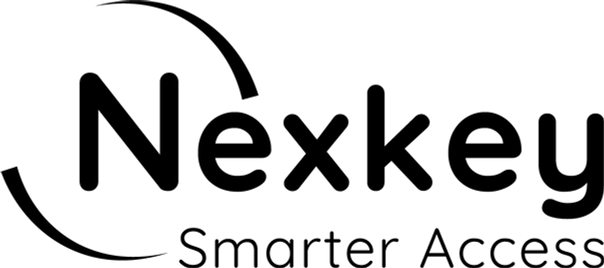 Nexkey-SmarterAccess-logo-horizonta-blac