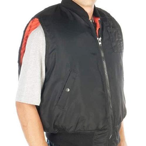 -bullet proof sleeveless vest