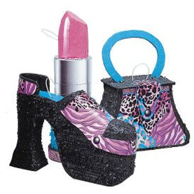 Pinata Glamour Handbag (Part Of Assortment)