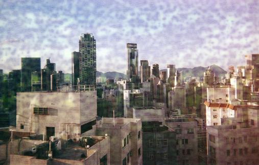Hong Kong view on Causewaybay