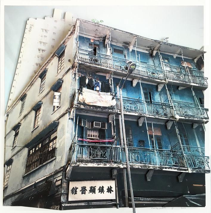 Blue House #1