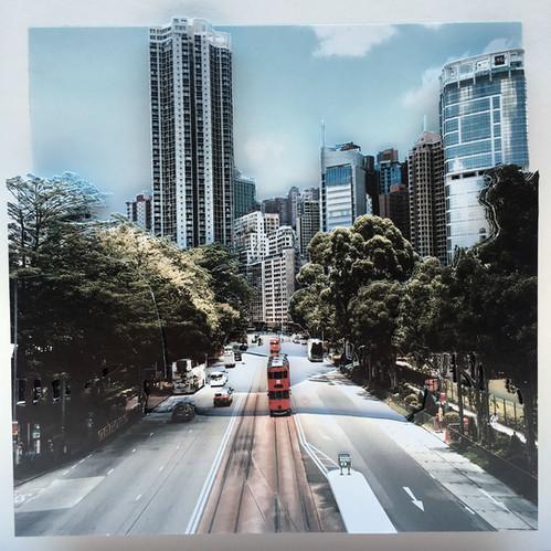 Victoria Park tramway line