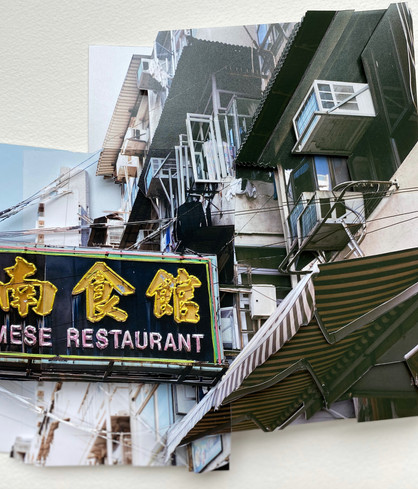 Wing Chun Vietnamese restaurant detail