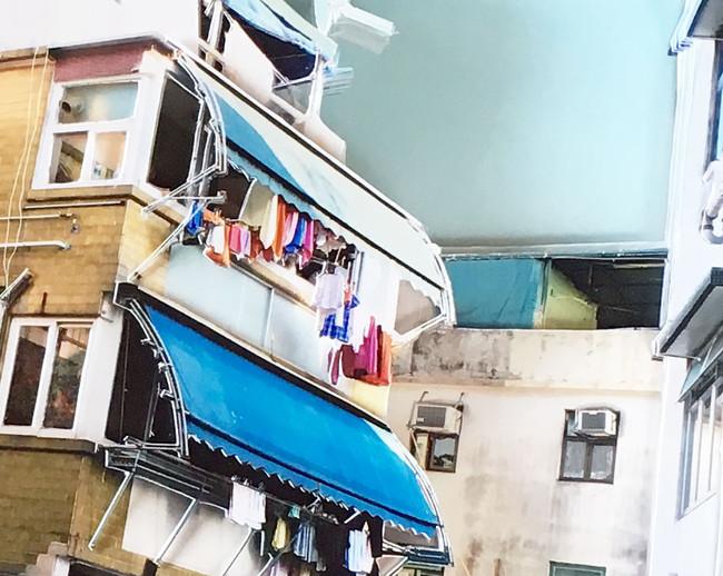 Cheung Chau House #1 detail