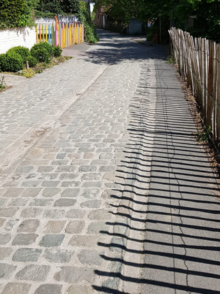 Pavés & asphalte