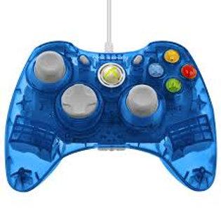 Commande manettes filaire Xbox, reconditionné