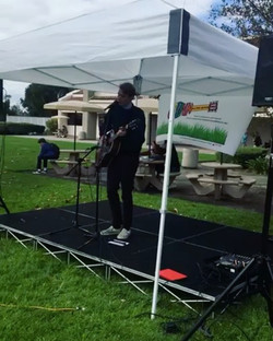 We LOVED Greyson at our most recent Groovin' on the Grass! Thank you Greyson and thank you Varvera!!