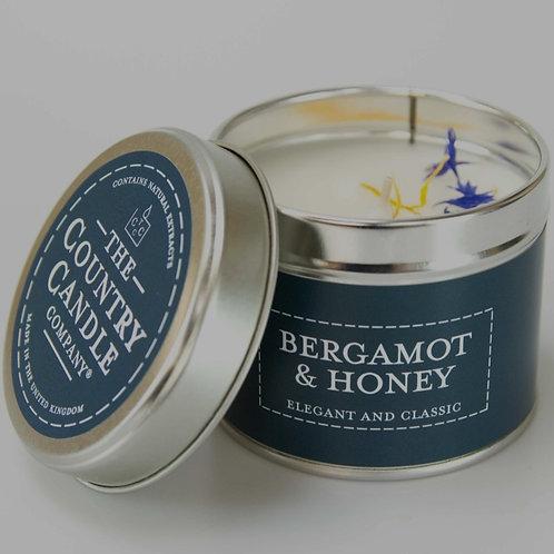 Bergamot & Honey Candle