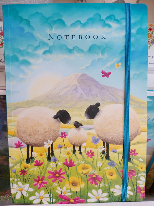 A5 Butterflies & Babies Notebook