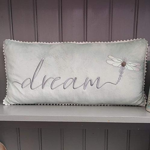 Dragonfly Dream Cushion