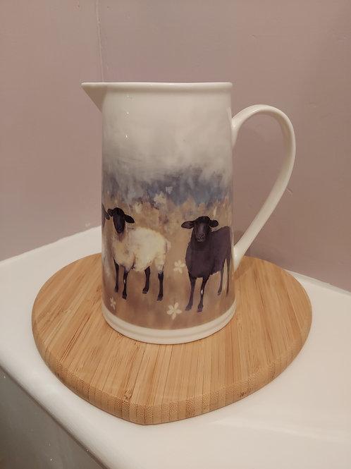 Country sheep jug