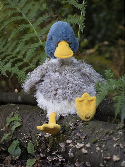 Webster plush Character