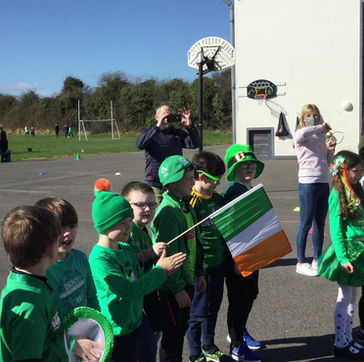 Ireland's call.