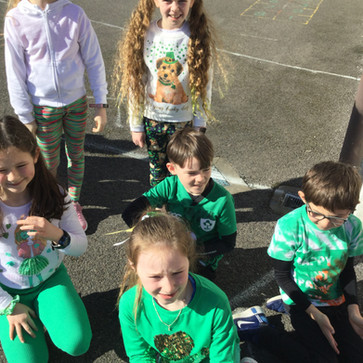 Happy St Patrick's Day 2021.Lá Fhéile Phádraig deas daoibh go léir.