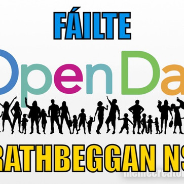 Open Day 2021.