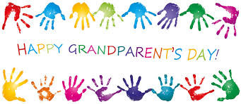 Happy Grandparents Day.