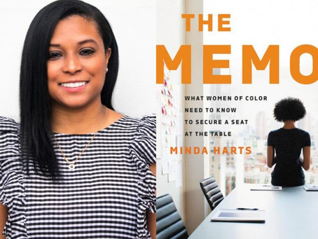 Book Review: The Memo: What Women of Color Need To Know To Secure A Seat At The Table by Minda Harts