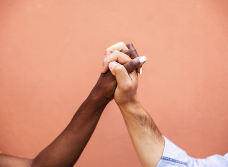 In My Interracial Marriage, Love Conquers All.