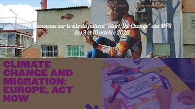 Festival Start The Change ! MFR