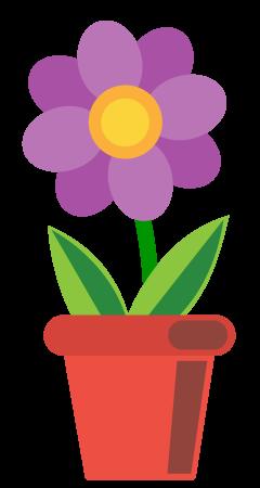 fleur pot STC!