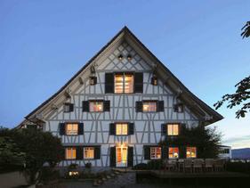 Bauernhaus Gutshof Leihof