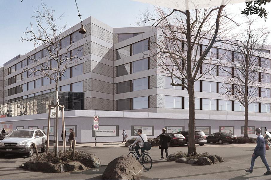 Wengihof Zürich Sanierung
