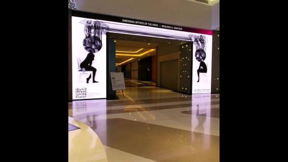 Dubai. DIFC. Gate Avenue