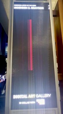Digital Installation - Art Nights DIFC 2020