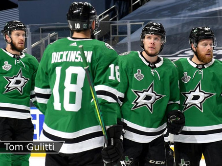 Stars, Get it Together. Stamkos Really? Out Again.