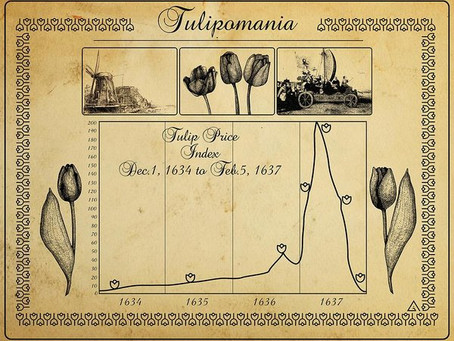 Tulipmania: The Archetype of Financial Bubbles