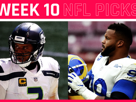 Phull Plate Presents: Rescued From the Pound + Triple A's Triple Play Parlay - NFL Week 10