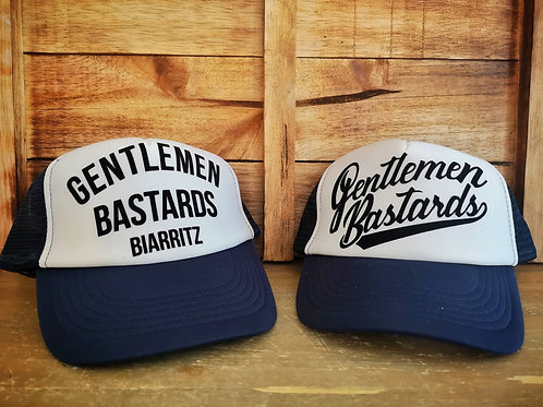 TRUCKER GENTLEMEN BASTARDS MARINE